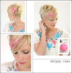 LOVE IT!!  I am such a fan of short sassy hair!