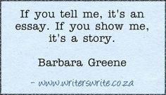 Quotable - Barbara Greene