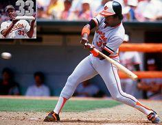 Eddie Murray  Baltimore Orioles