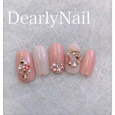 Pink Nail Art, 3d Nail Art, Nail Arts, Xmas Nails, 3d Nails, Christmas Nails, The Art Of Nails, Pretty Nail Art, Gel Nail Designs