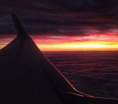 Sky's over Newcastle