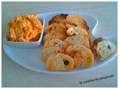 Si vous réalisez une de mes recettes envoyer (christelle.traynard@wanadoo.fr) moi les photos (ou si vous avez un blog le lien de votre recette) pour une petite mise à l'honneur. Coucou, Je vous présente aujourd'hui une recette de tartinade au chorizo....