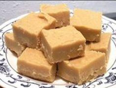 Peanut Butter Fudge!  Yum!