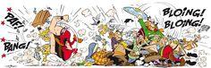 Le Neuvième Art: Paf! Bang! Bloing! Bloing! | Uderzo