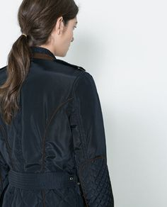The details on this jacket make it pop -- a must buy for fall? http://thestir.cafemom.com/beauty_style/161275/modern_quilted_style_for_fall?utm_medium=sm&utm_source=pinterest&utm_content=thestir