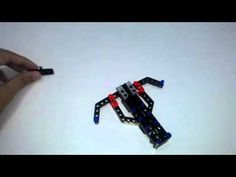How to Build Lego Crossbow - YouTube