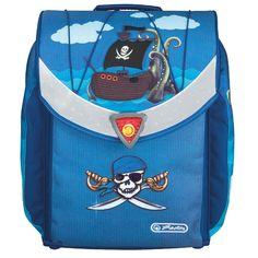 Herlitz Tornister szkolny Flexi Pirate