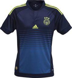 Fenerbahçe SK (Turkey) - 2015/2016 Adidas Third Shirt