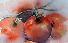 WATERCOLOURS BY POLLY BIRCHALL