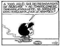 Sopa Mafalda