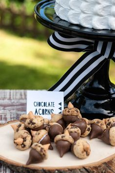 Modern Outdoor Man Birthday Party via Kara's Party Ideas KarasPartyIdeas.com Cake, printables, decor, favors, banners, cupcakes, and more! #modernparty #outdoorparty #karaspartyideas (16)