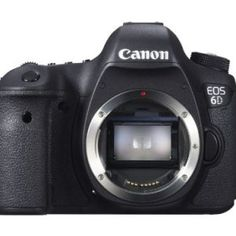 Canon EOS 6D 20.2 MP CMOS Digital SLR Camera with 3.0-Inch LCD (Body Only) - Wi-Fi Enabled  Price: $1,499.00