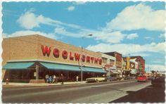 F.W. Woolworth Stores | Woolworth Store Cheboygan Wi Vintage Postcard Wisconsin | eBay