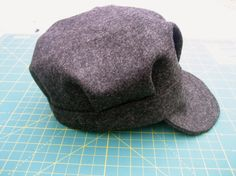the eddie cap free pattern -- Woohoo. I love these hats. I'd love to be able to make my own.