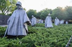 Best Amusement Parks - the World Korean War Veterans Memorial, American Veterans, New York Washington, Best Amusement Parks, New York Tours, Choice Hotels, Travel Log, Memorial Park, Family Events