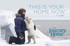 Family Movie Night with The Journey Home on DVD Giveaway + $50 Visa Card