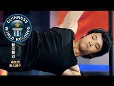 Longest duration to maintain a human flag -- GWR Video of the Week 21st ...
