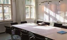 Helle Büroräume in Bürogemeinschaft in Bogenhausen #Büro, #Bürogemeinschaft, #Office, #Coworking, #München, #Munich