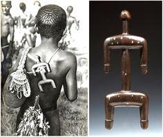 African Dolls, African Art, Congo, Art Fertility, Art Premier, Art Africain, Statue, Old Photos, Cover Art