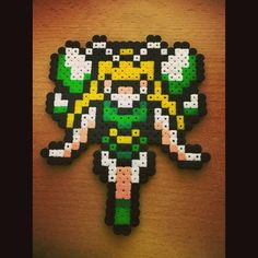 Zelda fairy perler beads by xfile2708