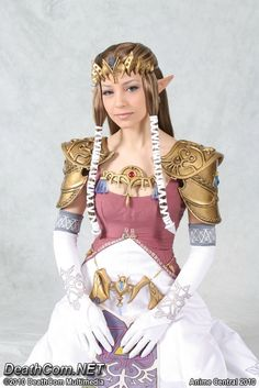 Gentle Mind by akuriko on DeviantArt Link Cosplay, Comic Con Cosplay, Cosplay Diy, Best Cosplay, Cosplay Ideas, Cool Costumes, Cosplay Costumes, Halloween Costumes, Zelda Anime