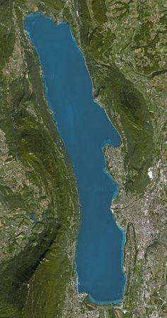 Lac du Bourget – Grand lac public – Savoie (73)