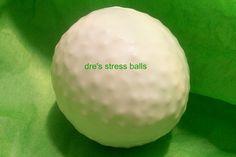 sugar cookie stress balls by dresstressballs on Etsy, $4.00