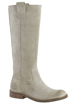 Kickers Histme Boots In Gray