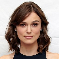 medium length brunette hair styles