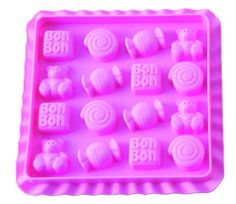 Silikomart - Wonder Cakes Collection - Easy Candy Mold - BonBon