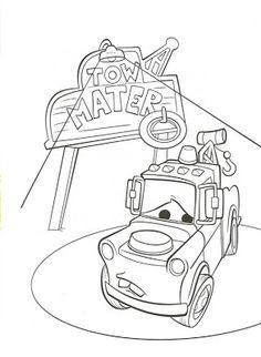 Fazendo a Minha Festa para Colorir: Carros - Imagens para Colorir!