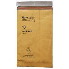Hefty Express Pad Kraft Mailers