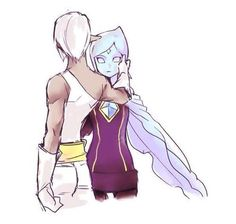 I feel like I'm the only one who ships Ghirafi... anyone out there who ships it too?