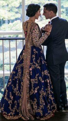 Ideas for wedding reception outfit indian bridal lehenga wedding gowns Ideas for wedding reception outfit indian bridal lehenga Indian Wedding Gowns, Indian Bridal Lehenga, Indian Bridal Outfits, Pakistani Bridal, Bridal Dresses, Red Lehenga, Lehenga Wedding, Anarkali, Indian Wedding Receptions