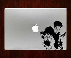 Zankyou no Terror Macbook Decal Stickers
