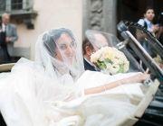 Here comes the bride  www.liviofotografie.com  www.ilbiancoeilrosa.it #weddingintuscany #bride #lucca