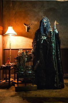 voodoo queen   #halloween #voodoo