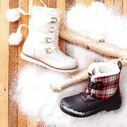 Take a look at the Snow Day | Women's Footwear event on #zulily today!