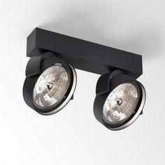 Delta Light Rand 211 T50 Spot zwart by Delta Light