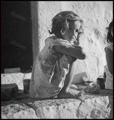"hauntedbystorytelling: "" Voula Papaioannou :: Portrait of a girl, / source: Benaki Museum more [+] by this photographer "" Vintage Pictures, Old Pictures, Vintage Images, Old Photos, Benaki Museum, Greece Pictures, Museum Photography, Black And White Pictures, Film Stills"