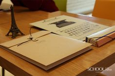 paper typewriter pencilcase warm stationery DOOSUNGPAPER/ SCHOOLinthepaper www.schoolinthepaper.kr http://blog.naver.com/story_5/220183745261