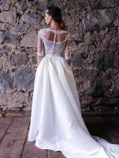Colecția Wanders S/S 2017 | Delikates Couture Lace Wedding, Wedding Dresses, Dress Making, Wander, Couture, Bride, Collection, Fashion, Bride Dresses