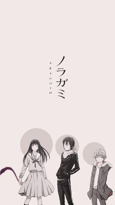 Manga Anime, Anime Demon, Manga Art, Anime Art, Yatogami Noragami, Yukine Noragami, Series Manga, Yatori, Girls Anime