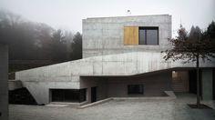 Villa Ensemble Near Zurich, Switzerland by AFGH Architects. Photo byValentin Jeck. https://www.yatzer.com/villa-ensemble-afgh-architects