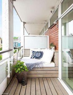 30 идей для уютного балкона WoMo