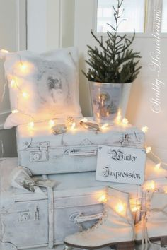 Shabby Homedreams: Mädelstag & gesegneten 1. Advent ....