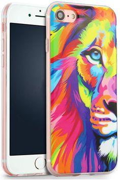 iPhone 7 Custodia IVSO Ultra Sottile Silicone Protettiva Case