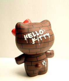 Hello Kitty Brick