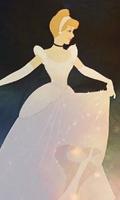 Cinderella's one of my favorite princesses:)