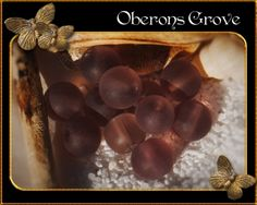 8mm frosted mauve coloured glass beads, 1mm hole 8mm gefrostete malvenfarbene Glasperlen, Lochgröße: 1mm